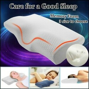 Soft Memory Foam Pillow Orthopedic Cervical Pillow Soft Slow Rebound Pillow