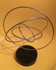 Vintage 1974  Kinetic Geometric  Sculpture John W. Anderson Original Design