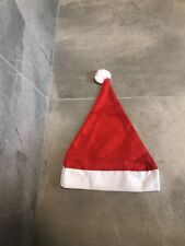 Christmas In July Red Felt Santa Hats Christmas Party Adult Size Festive