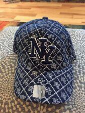 New York Baseball Cap Strap Back 1 Size Fits All