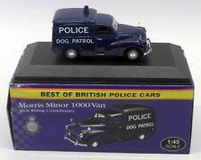Atlas Editions 1/43 Scale 4 650 104 Morris Minor 1000 Van W.Riding Constabulary