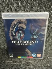 Hellbound - Hellraiser 2 Blu-ray (2019) Kenneth Cranham. Arrow. New Sealed.