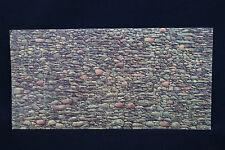 V394 FALLER train Ho 552/N mur soutenement tunnel pierre carton 250*125 mm