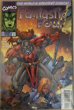 Fantastic Four #11 Heroes Reborn Marvel Comics