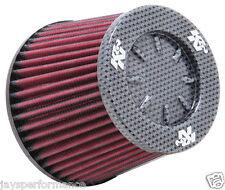 Kn Universal Filtro de aire (RC-5059) 100MM FLG; 139MM B, 114MM T, 112MM H