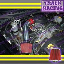 97 98-03 DODGE DAKOTA DURANGO 3.9L V6 5.2L 5.9L V8 COLD AIR INTAKE KIT Red 2F