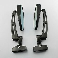 Black Blue Glass Mirrors For Honda CBR 600F4 600F4i 600RR 929RR 954RR 1000RR