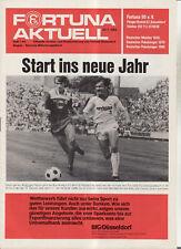 BL 83/84  Fortuna Düsseldorf - Borussia Mönchengladbach