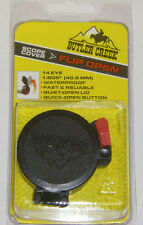 "Butler Creek Scope Cover Flip Open #14 Eye 1.605"" (40.8mm)NEW"