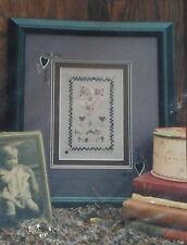 "Shepherd's Bush ""An Humble Heart"" Linen Cross Stitch Kit NIP"
