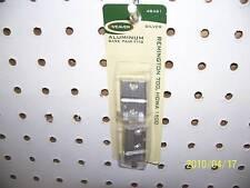 Weaver 48461 Alum Base Fits Remington 700 Howa 1500 Silver