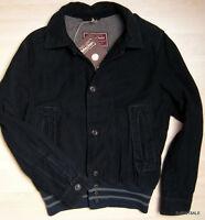 Giubbotto Marlboro Classics Uomo Men Coat jacket tela resinata Large L E-best