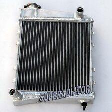 2 ROW Aluminum Radiator fit for AUSTIN MORRIS ROVER MINI 1959-1991 MT New