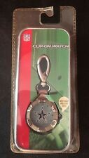 Game Time Dallas Cowboys NFL Clip-On Watch NEW NIP