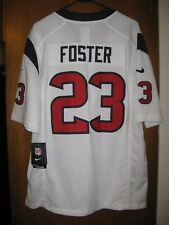 43f5c8f9ab5 NEW NIKE STITCHED ARIAN FOSTER HOUSTON TEXANS ONFIELD GAME JERSEY MENS L  $150
