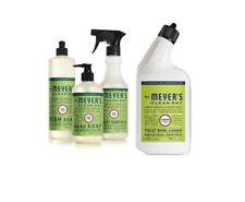 Mrs. Meyer's Clean Day , Iowa Pine, lemon verbena,