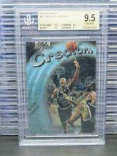 1997-98 Topps Finest Michael Jordan Silver S #287 BGS 9.5 GEM MINT W/Coating