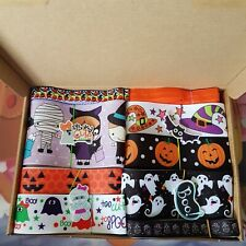 Y20 Halloween Ribbon Bundle. Job Lot Make Your Own Bows Crafts. Resins.