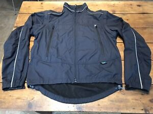 Howies Mens Cycling Jacket Gilet M