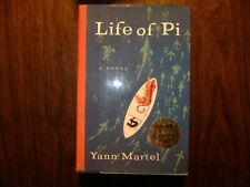 Life of Pi by Yann Martel first edition first true printing