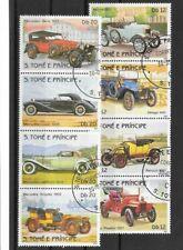 (K01) SAO TOME AND PRINCIPE / 1983 - Cars, Used