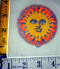 "VERY RARE Vintage Roach Mini ""SUN"" Iron-on Transfer"