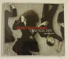 Fleetwood Mac Say You Will Cd-Single UK Promo 2003