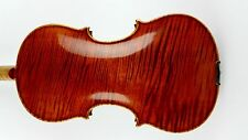 "Guarneri del Gesu ""Cannon"" Violin - Highly Flamed 1 Piece back - Beautiful"