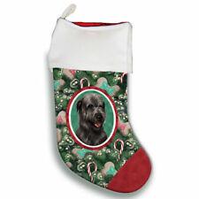 Irish Wolfhound Christmas Stocking
