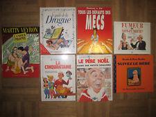 #1 Lot 7 BD Bande Dessinée Guide de la Drague Cinquantaine Humour Vents d'Ouest
