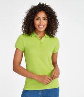 SOL'S Ladies People Cotton Piqu Polo Shirt 11310 SOLS Womens Pique Short Smart