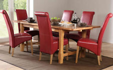Leather Up to 8 Seats Modern Kitchen & Dining Tables