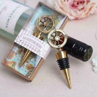 New Alloy Wein Stopfen Weinkorken Weinflaschen Stopper Werkzeuge,w/ Dekor X X3B0