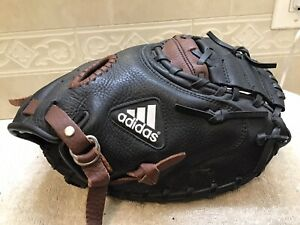 "Adidas CLC3150 32"" Baseball Softball Catchers Mitt Right Hand Throw"