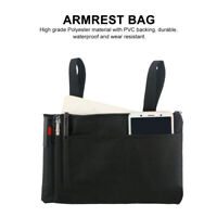 Waterproof Wheelchair Bag - Shopping Mobility Scooter Storage Bag Armrest Pouch