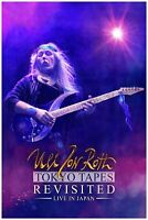 ULI JON ROTH - TOKYO TAPES REVISITED - LIVE IN JAPAN  2 CD+DVD NEU