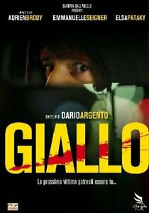 Giallo DVD DALL'ANGELO PICTURES