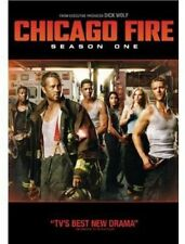 Chicago Fire Box Set NR Rated DVDs & Blu-ray Discs