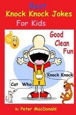 Best Knock Knock Jokes for KIds, Good Clean Fun : Best Joke Book for Kids 2: ...