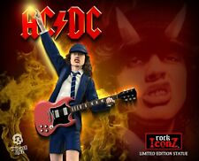 Angus Young II (AC/DC) KnuckleBonz Rock Iconz® Statue