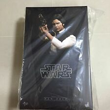 Hot Toys MMS 261 Star Wars Episode IV A New Hope Han Solo (Normal Version) NEW