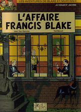 EdgarP Jacobs Blake et Mortimer L'affaire francis Blake 1996 EO Van Hamme Benoit
