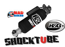 R&G Shocktube Shock Protection Cover Honda NC700S NC700X NC750S NC750X & Integra