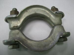 Austin A30, A35, Austin Healey Sprite, MG Midget exhaust manifold clamp GEX7049