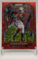 2020 Panini Prizm NFL No Huddle Red Chandler Jones #'d/50 Arizona Cardinals
