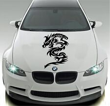 LARGE Tribal Dragon Car Bonnet Sticker Vinyl Graphics Decals Bumper Decal 20