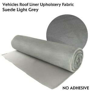 1.5Mx3M Soft&Versatile Suedette High-grade Headliners Fabric Recovery Dome Cargo