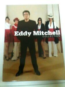 coffret cd  dvd eddy mitchell collection 2002
