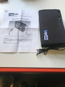 NEW LOGICUBE PORTABLE BATTERY PACK FOR HARD DRIVE DUPLICATORS
