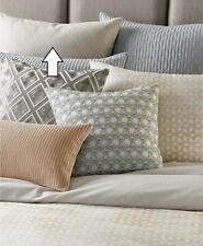 Hotel Collection Bedford Geo 100% Cotton Euro Pillow Sham Multi $120